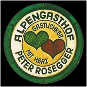 Peter Rosegger english